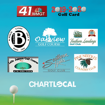 41NBC Golf Card 2019-2020