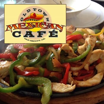 Old Town Mexican Cafe: Get $50 worth of vouchers for $25