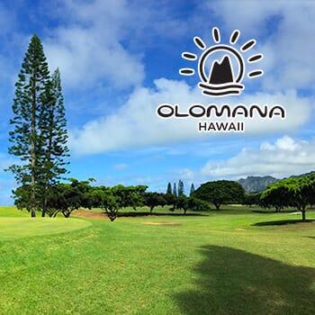 Olomana Golf Club - Buy One Get One!