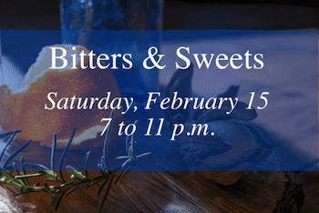 Bitters & Sweets Event at Pgh Botanic Garden!