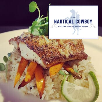 Nautical Cowboy: Get $50 worth of vouchers for $25