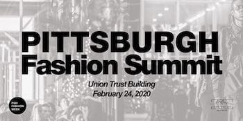 Tickets to the 2020 Pittsburgh Fashion Summit!  Lunch Included!