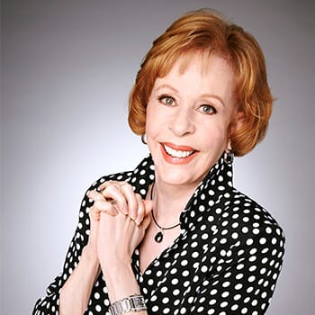 Carol Burnett Tickets & Dinner Package