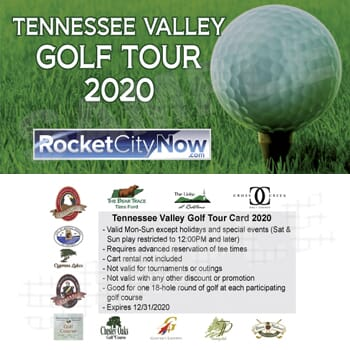 Tennessee Valley 2020 Golf Tour Card-2