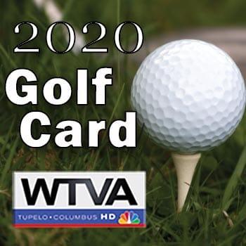 WTVA Golf Card 2020