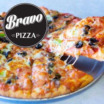 Bravo Pizza: Get $50 worth of vouchers for only $25