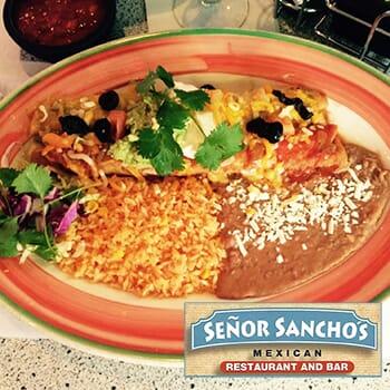 Senor Sanchos Half Off Dining