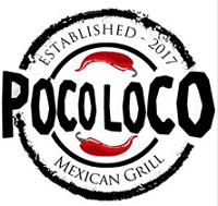 POCO LOCO MEXICAN GRILL 1/2 OFF FOOD AND DRINKS