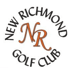 New Richmond Golf Club: 1/2 18 &  A CART