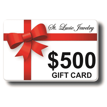 St. Lucie Jewelry and Coins $500 Gift Card