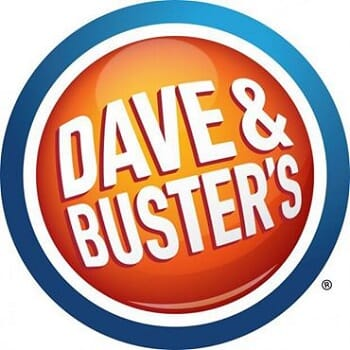 Dave & Buster's Power Cards