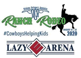 OCA Ranch Rodeo @ The Lazy E-Friday night