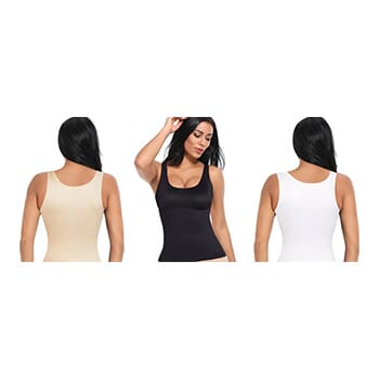 Women's Slim Compression Tank Top - $19.99 with FREE Shipping!