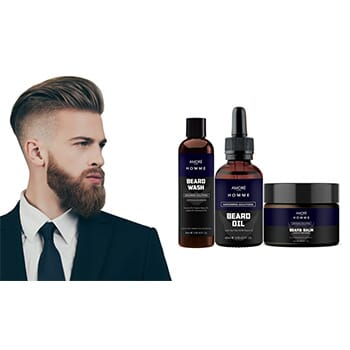 Ultimate Beard Care And Grooming Kit (3-Piece) - $19.99 with FREE Shipping!
