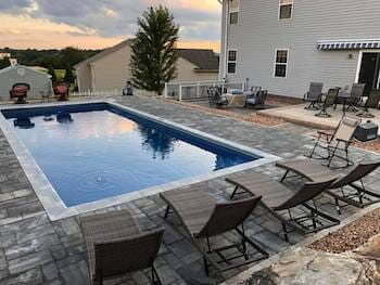 Pool Services from Pristine Pools!