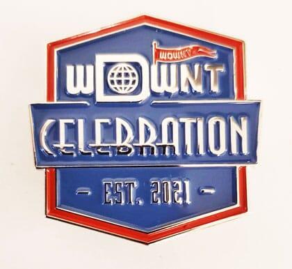 WDWNT Celebration Pin