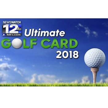 Ultimate Golf Card - Fall 2018