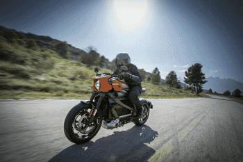 2020 Harley-Davidson Electric LiveWire