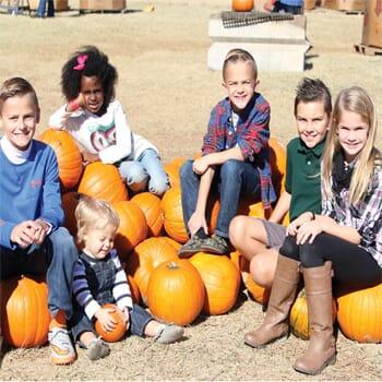 Fall Fun at Orr Family Farm
