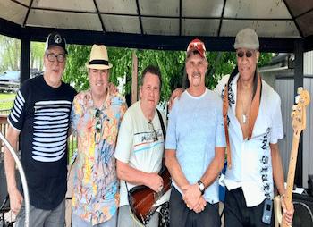Rock Radio Band at Grand Valley Inn!