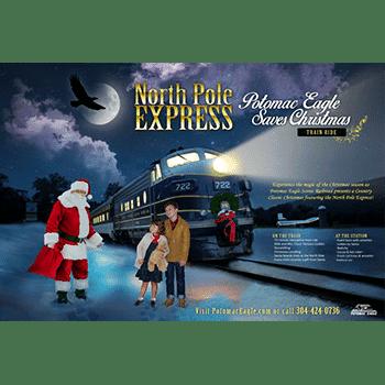 North Pole Express-Potomac Eagle Scenic Railroad