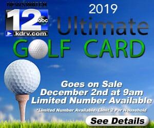 Ultimate Golf Card - Fall 2019/2020