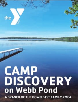 ONE WEEK at Camp Discovery on Webb Pond!
