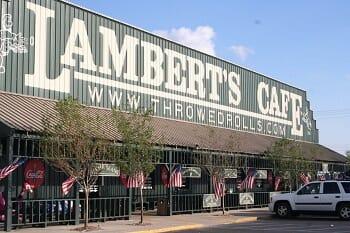 Taste the Town @ Lambert's Cafe