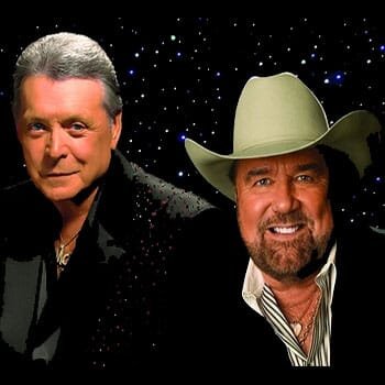 Mickey Gilley and Johnny Lee