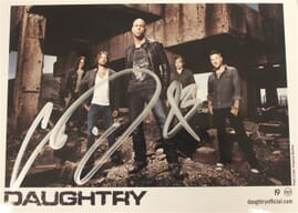 Chris Daughtry Glossy - RCA Records