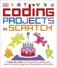 iHeart Media - Coding Projects in Scratch Book Pack - 716-20