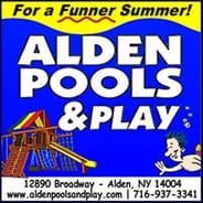 "Alden Pools & Play - 24' x 52"" Rio Pool Package"