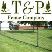 T & P Lawn and Landscape - Chain Link Fence