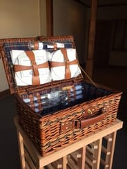 Spruce and Willow - Picnic basket