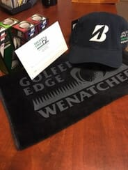 The Golfers Edge Wenatchee - Golfer gift basket