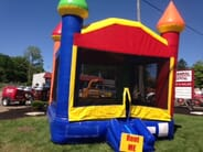 Cardinal Rental and Sales - Certificate for 1 day Castle Bounce House Rental