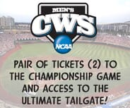College World Series - Championship Game Tickets