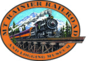 Mt. Rainier Railroad and Logging Museum - 4-Pack of Tickets