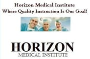 Horizon Medical Institute - Medical Assistant Course Tuition