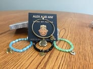 Maggies - Alexi and Ani Bracelet and Chavez for Charity Kids Bracelet Bundle