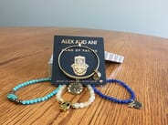 Maggies - Alexi and Ani and Chavez for Charity Bracelet Bundle
