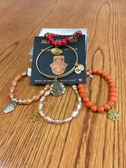 Maggies - Alexi and Ani and Chavez for Charity Five Bracelet Bundle
