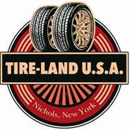 TIRE-LAND USA - Set of 4 Nokian Nordman SUV Tires - 817-20