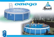 Bachmanns Pools Spas and Patios - Omega Above Ground Pool - 20 Round