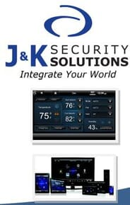 J&K Security Solutions - Control4 Home Automation System