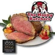 The Happy Butchers - 200lb Meat Plan