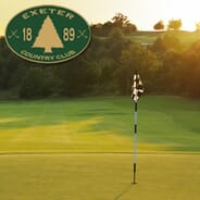 Exeter Country Club - Golf for two at Exeter Country Club during the 2018 Season including cart