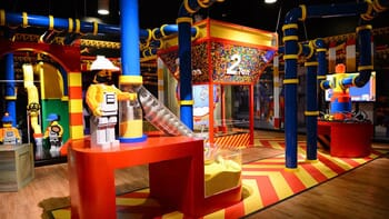 LEGOLAND® Discovery Center Boston  - (4) Admission Tickets