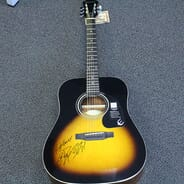 KJ97 - AUTOGRAPHED HIGH VALLEY GUITAR