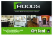 Hoods Discount Home Center - $500 Voucher